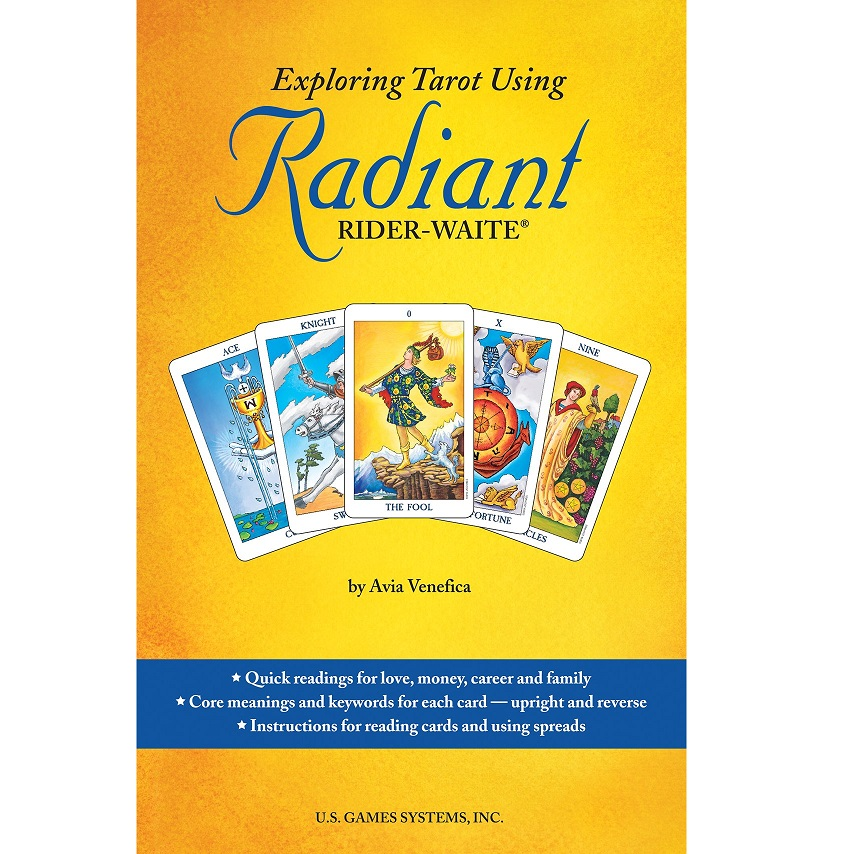 Radiant Rider Waite Tarot Kit 2
