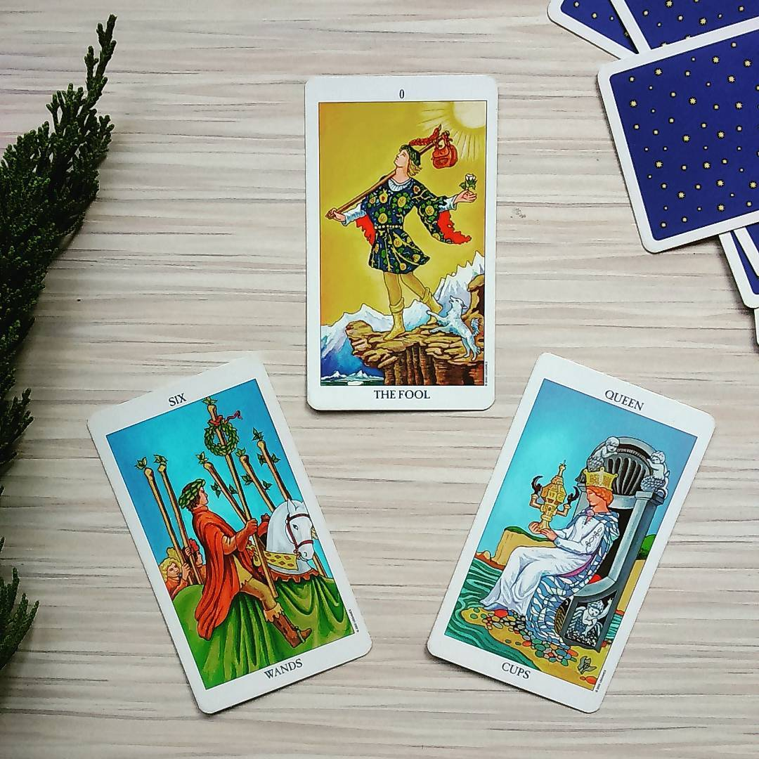 Radiant Rider Waite Tarot Kit 3