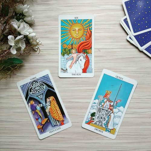 Radiant Rider Waite Tarot Kit