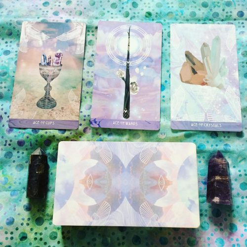 The Starchild Tarot Akashic