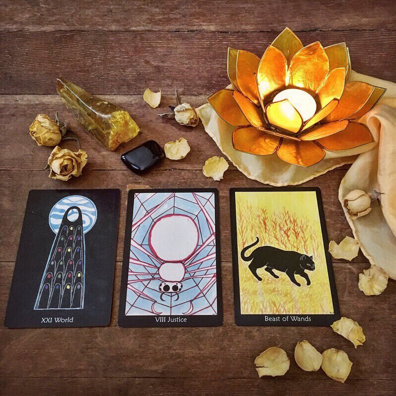 Tarot of the Crone 4