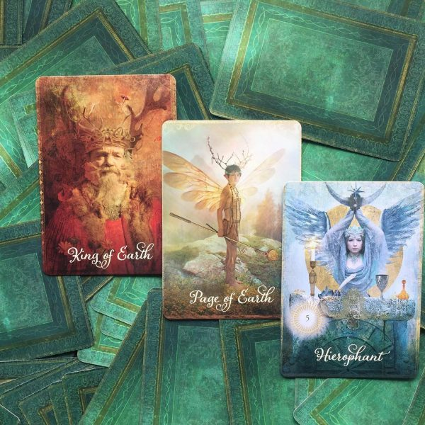 The Good Tarot 4