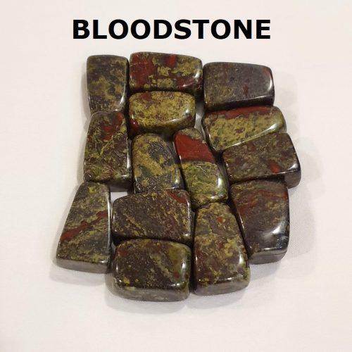 Đá thanh tẩy Bloodstone