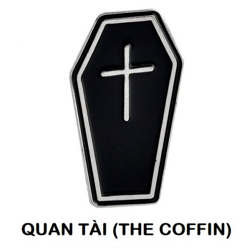 Huy hiệu The Coffin