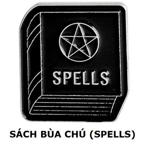 Huy hiệu Spells