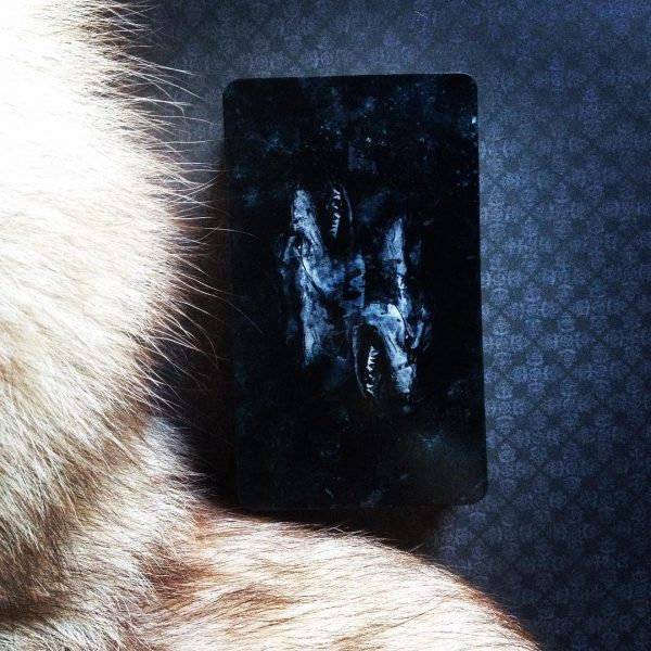 The Darkness of Light Tarot 8