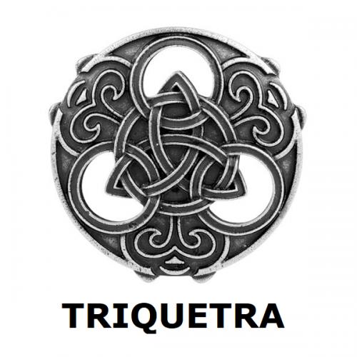 Huy hiệu Triqueta