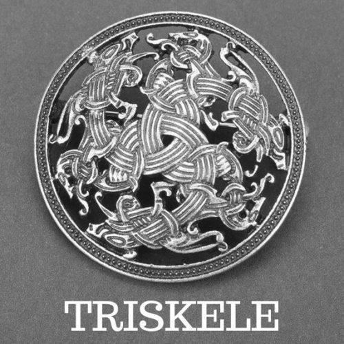 Huy hiệu Triskele