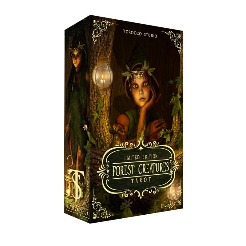 Forest Creatures Tarot Standard