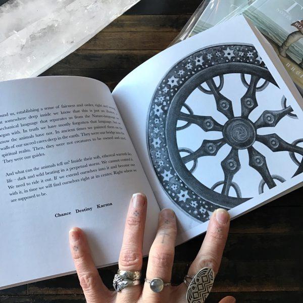 Pagan Otherworlds Tarot Guidebook 3