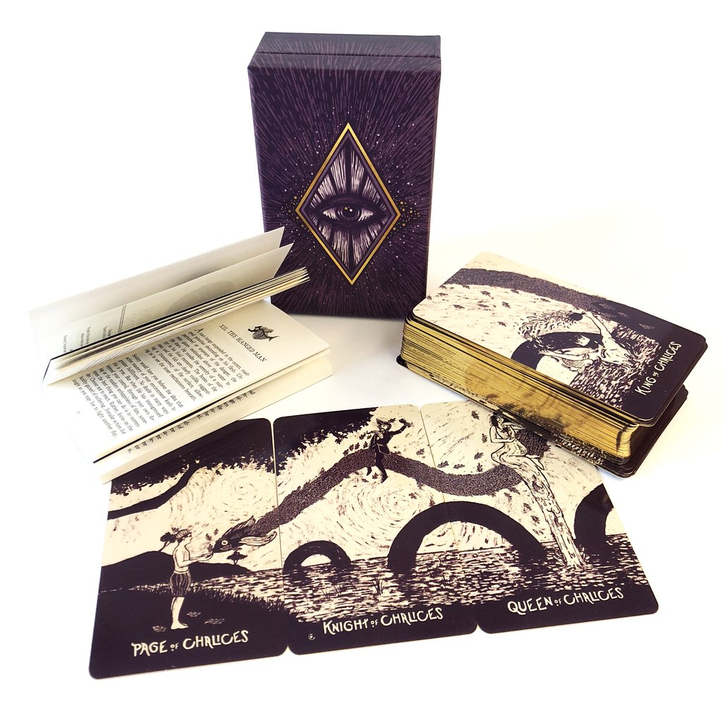 Light Visions Tarot Second Edition 7
