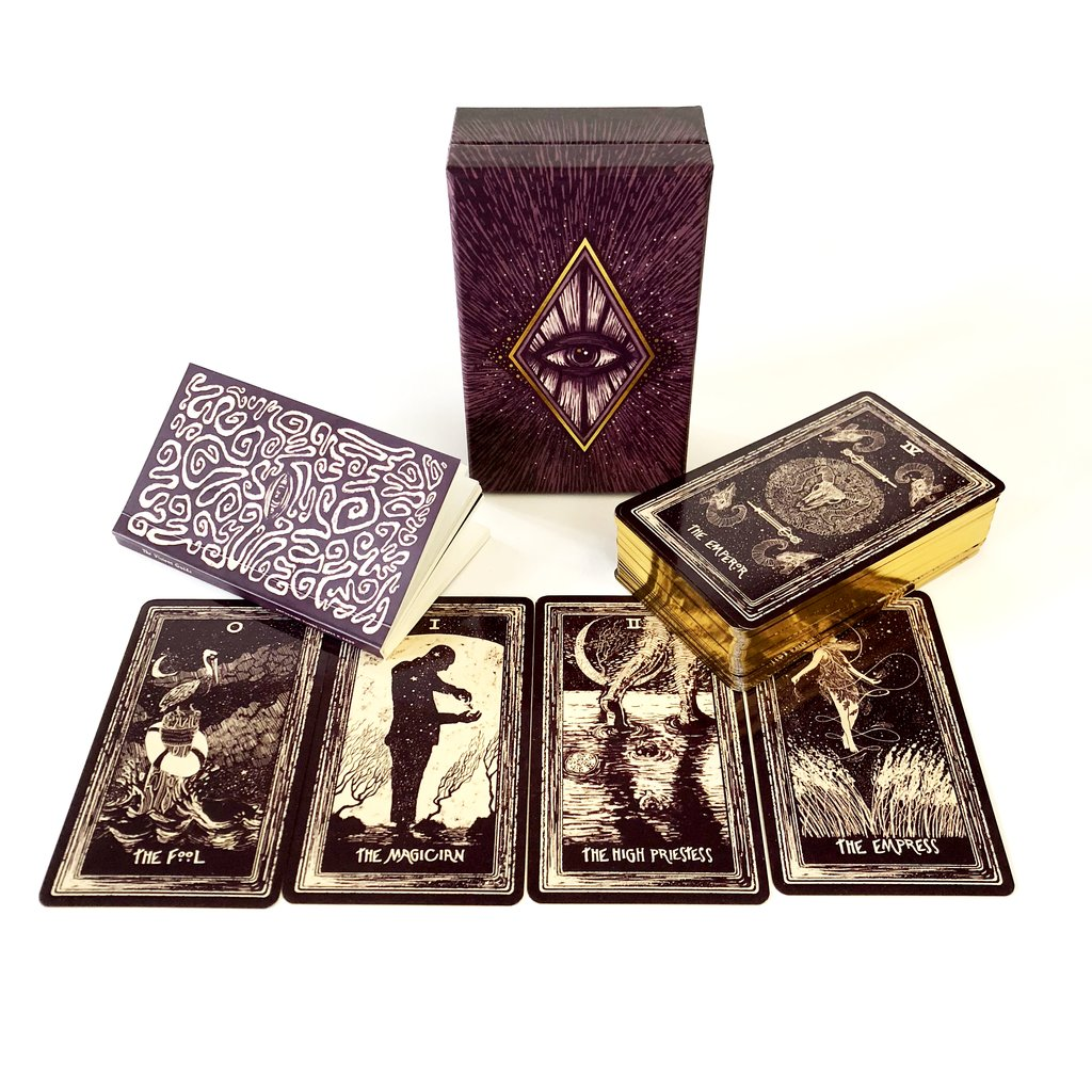 Light Visions Tarot Second Edition