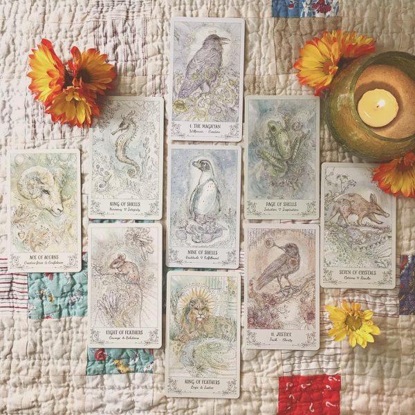 Spiritsong Tarot 3