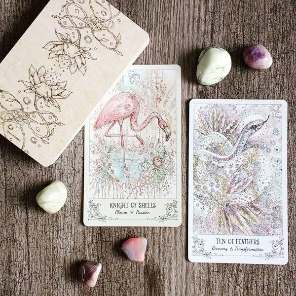 Spiritsong Tarot 5