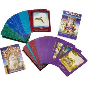 Animal Tarot Cards 2