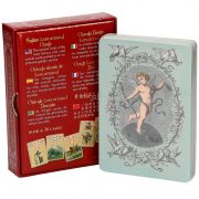 Golden Lenormand Oracle 4