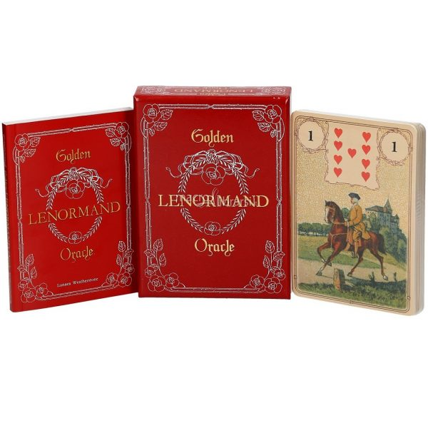 Golden Lenormand Oracle 5