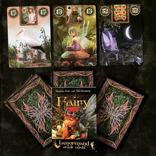 Fairy Lenormand Oracle 3