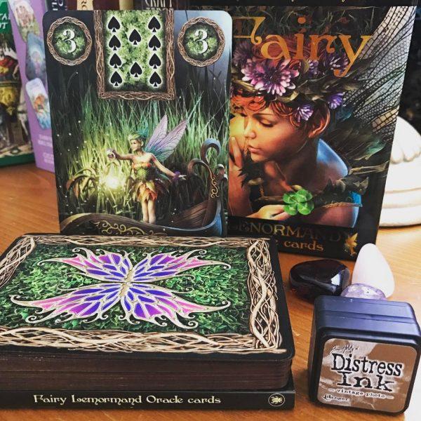 Fairy Lenormand Oracle 4