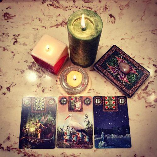 Fairy Lenormand Oracle