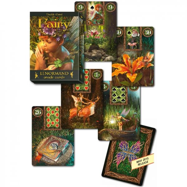 Fairy Lenormand Oracle 6