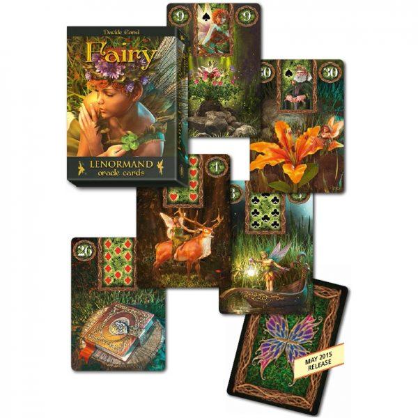 Fairy Lenormand Oracle 6