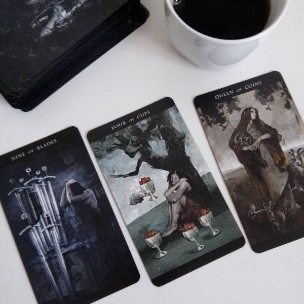 Darkness of Light Tarot Second Edition 4