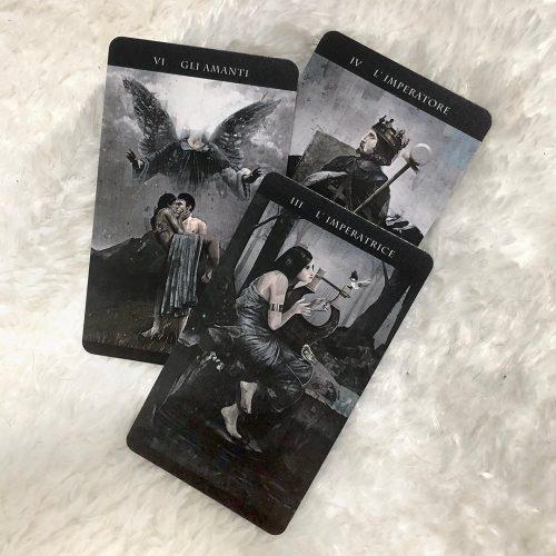 Darkness of Light Tarot 2nd Edition