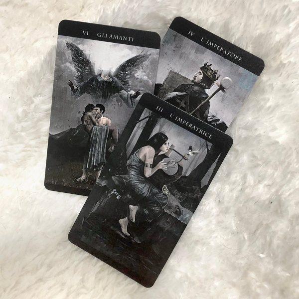 Darkness of Light Tarot Second Edition 7