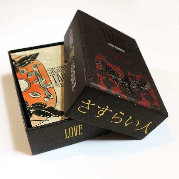Sasuraibito Tarot Third Edition 7