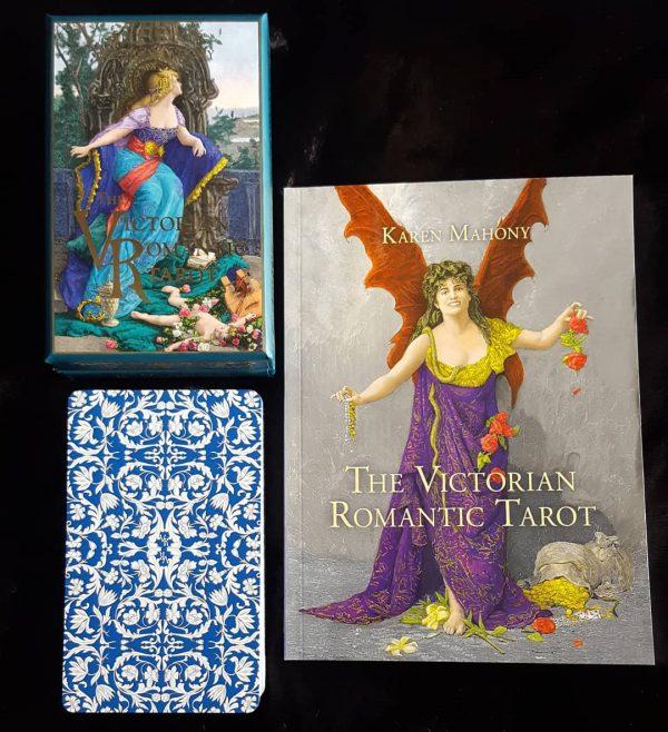 Victorian Romantic Tarot Book Third Edition 3