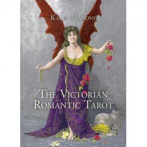 Victorian Romantic Tarot companion book, THIRD edition