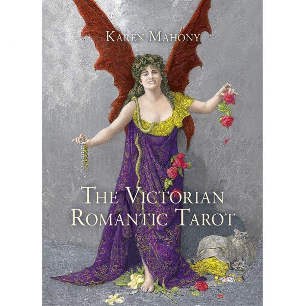 Victorian Romantic Tarot Book Third Edition