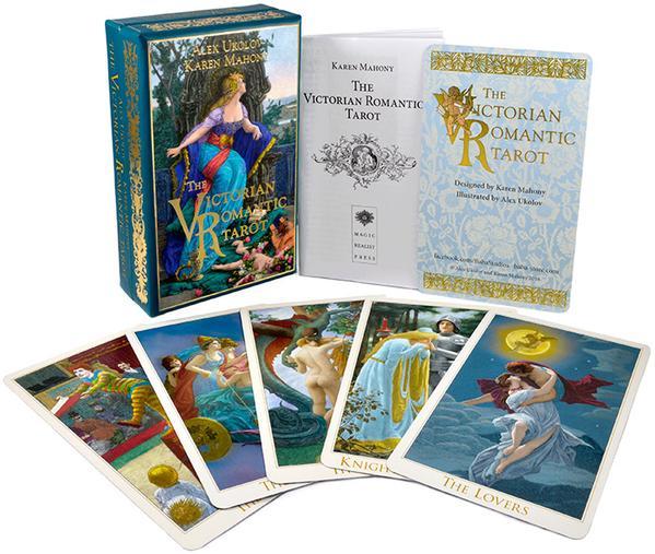 Victorian Romantic Tarot Third Edition 2