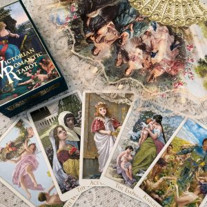 The Victorian Romantic Tarot third edition (metallic overlay)