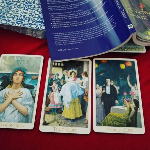 Victorian Romantic Tarot Third Edition 7