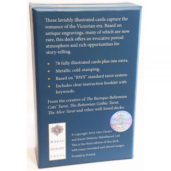 Victorian Romantic Tarot Third Edition 9