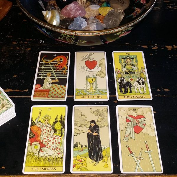 After Tarot Deck 4