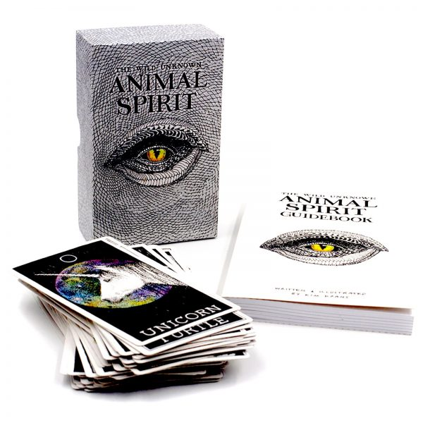 Animal Spirit Deck and Guidebook 3
