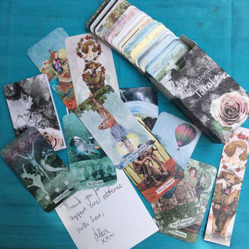 The Textured Tarot