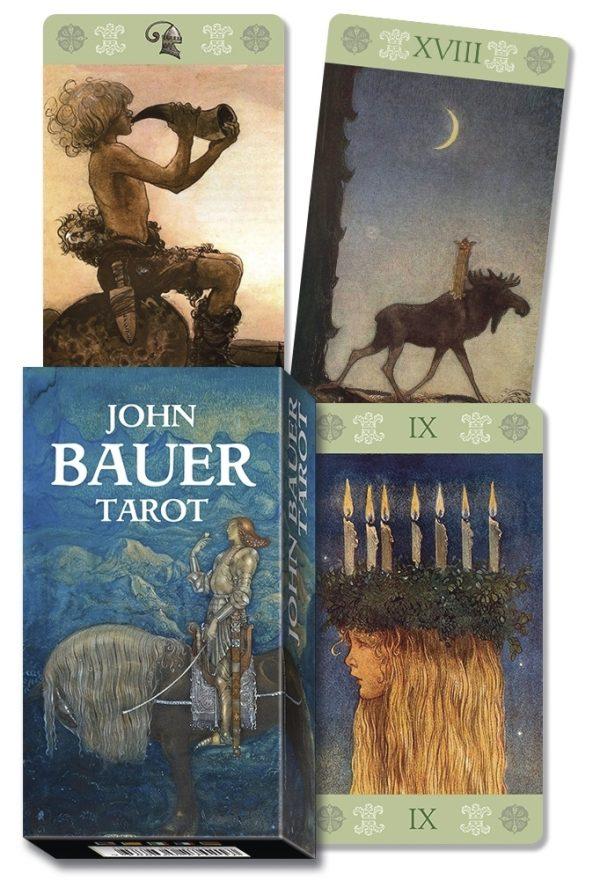John Bauer Tarot 7