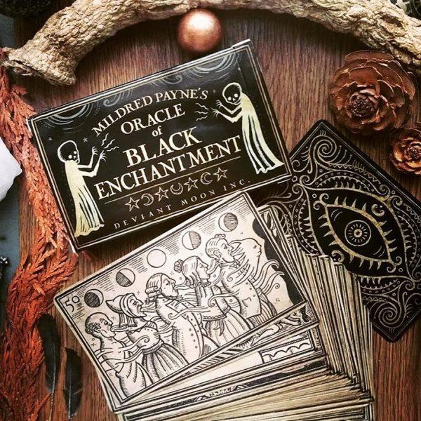 Mildred Payne Oracle of Black Enchantment 6