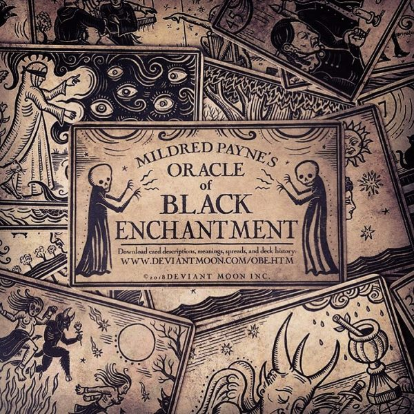 Mildred Payne Oracle of Black Enchantment