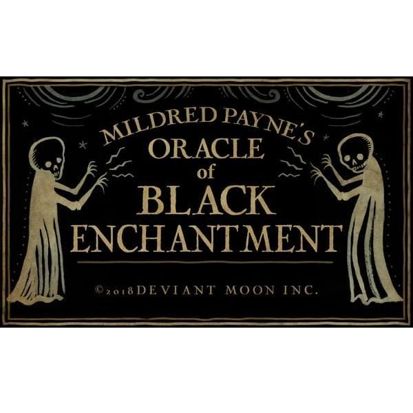 Mildred Payne Oracle of Black Enchantment 9