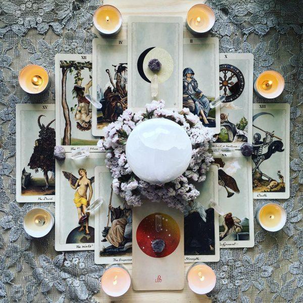 Pagan Otherworlds Tarot Third Edition 6