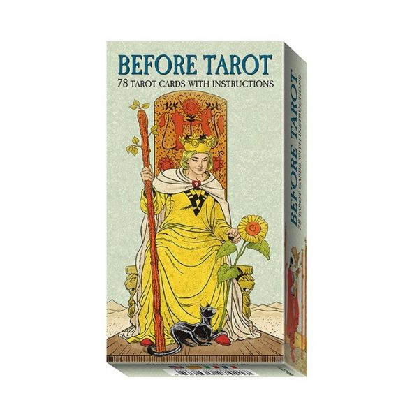 Before Tarot Kit