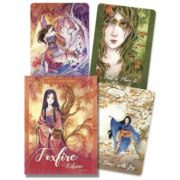 Foxfire The Kitsune Oracle 2