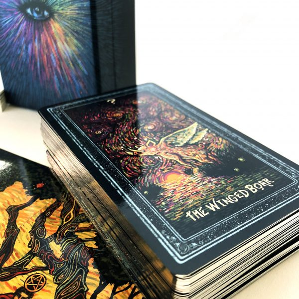 Prisma Visions Tarot Fourth Edition 6