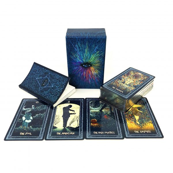Prisma Visions Tarot Fourth Edition
