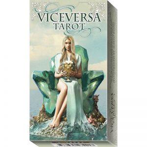 Vice Versa Tarot bản sách nhỏ
